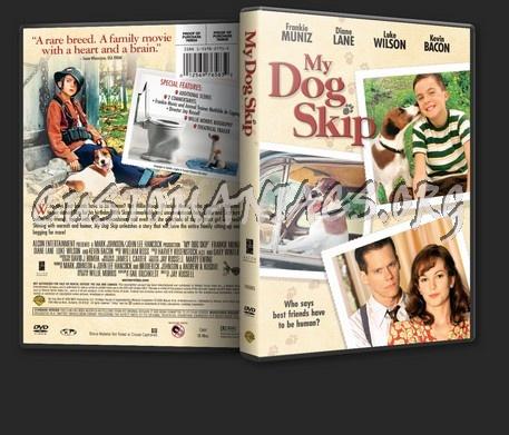 My Dog Skip dvd cover