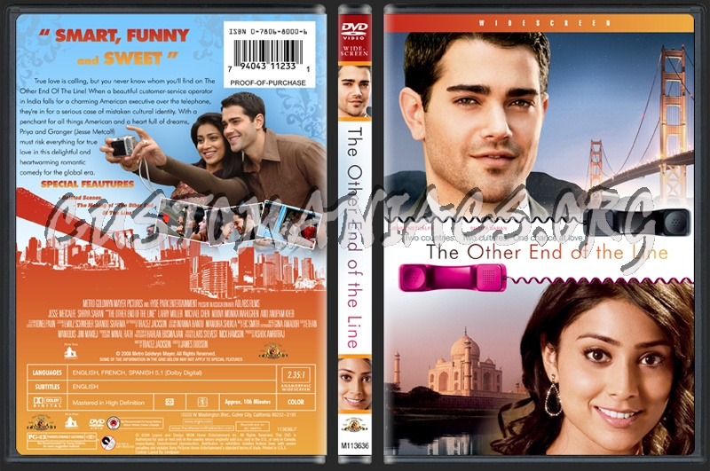 The Other End Of The Line dvd cover