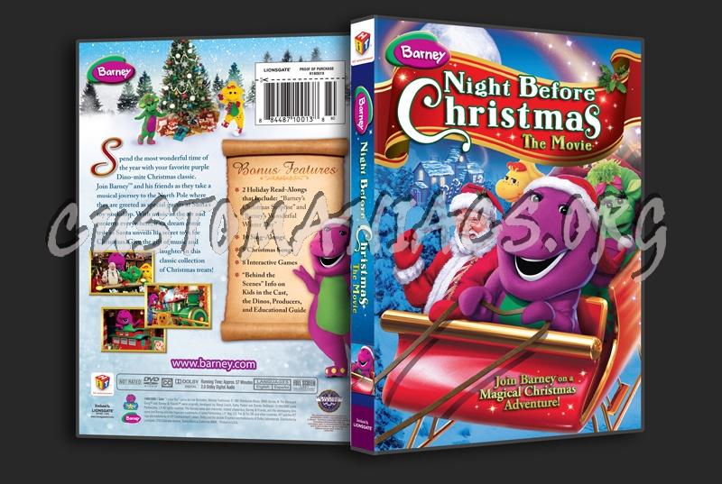 Barney A Very Merry Christmas The Movie Dvd.Barney Christmas