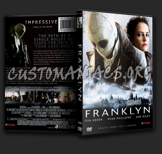 Franklyn dvd cover