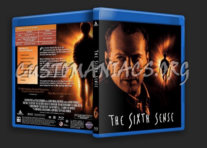 The Sixth Sense blu-ray cover