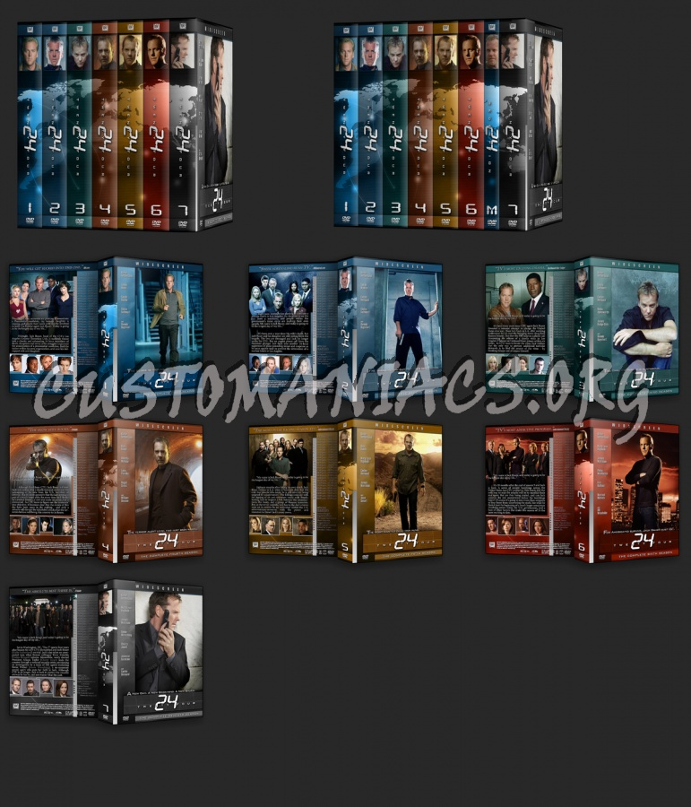 24 dvd cover