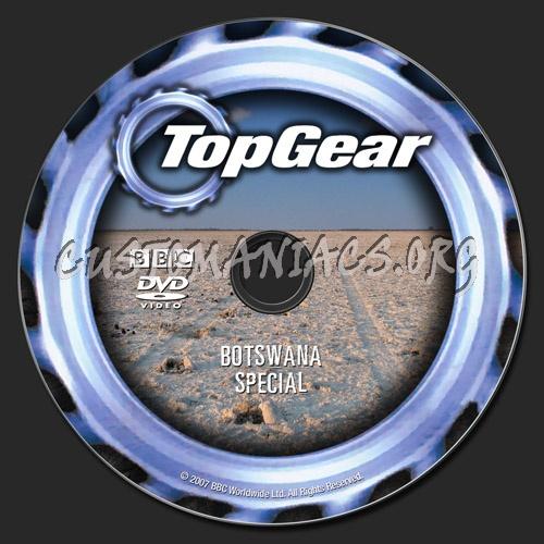 Top Gear Afghanistan Special Top Gear Botswana Special