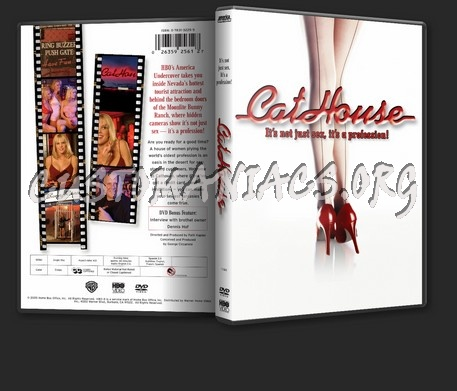 Cathouse dvd cover