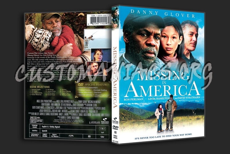 Missing In America dvd cover
