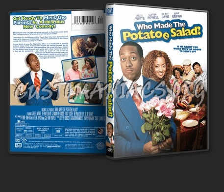 Who Made The Potatoe Salad Dvd Cover Dvd Covers Labels By Customaniacs Id 63832 Free Download Highres Dvd Cover