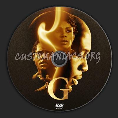 G dvd label