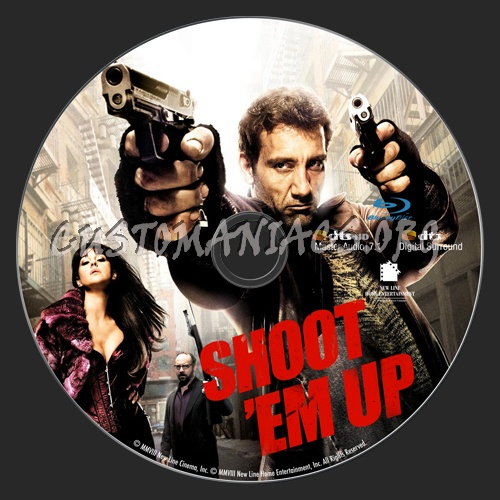 Shoot 'Em Up blu-ray label