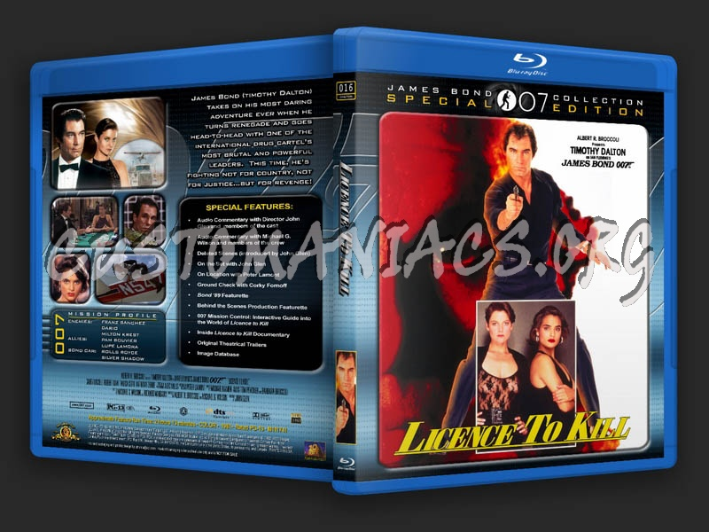 Licence to Kill blu-ray cover