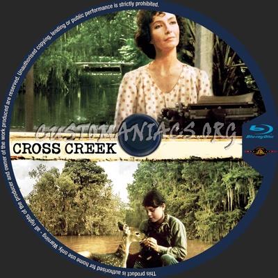 Cross Creek blu-ray label