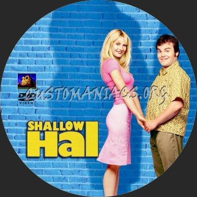 Shallow Hal dvd label