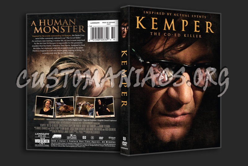 Kemper dvd cover - DVD Covers & Labels by Customaniacs, id: 64849