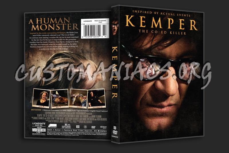 Kemper dvd cover