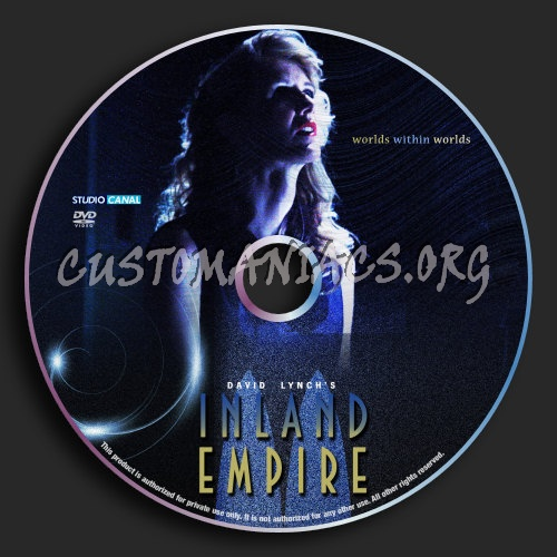 Inland Empire dvd label