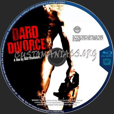 Dard Divorce blu-ray label