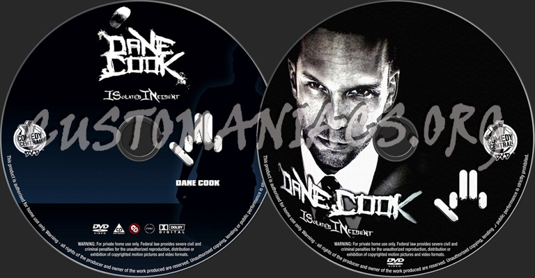 dane cook isolated incident download
