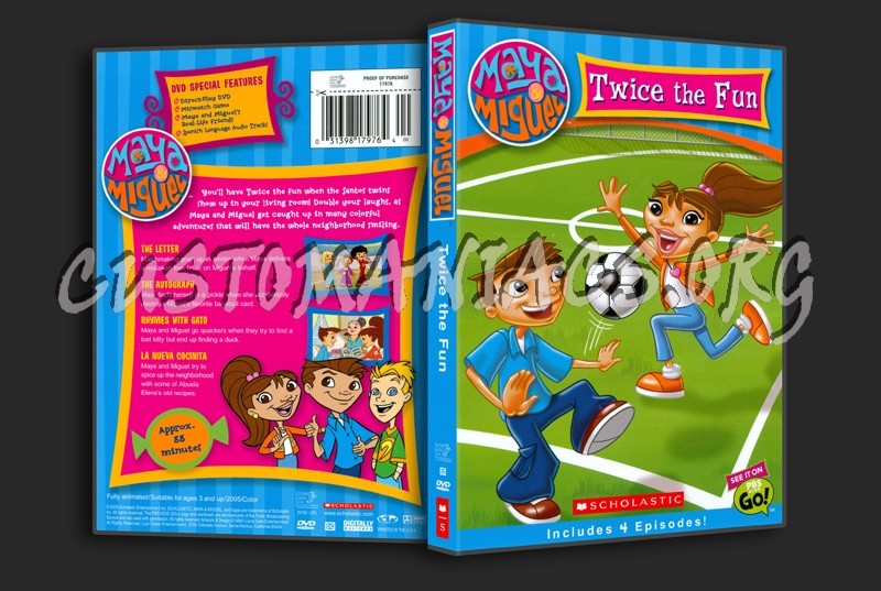 maya miguel twice the fun dvd cover dvd covers labels by