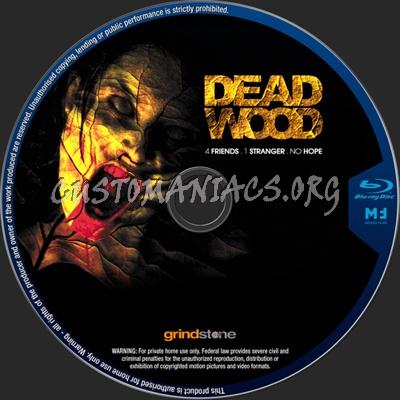 Dead Wood blu-ray label
