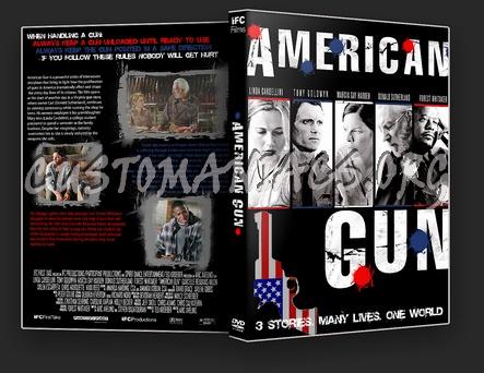 American Gun dvd cover