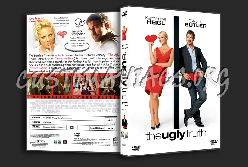 The Ugly Truth dvd cover