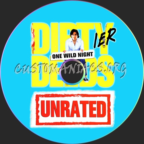 Dirty Deeds dvd label