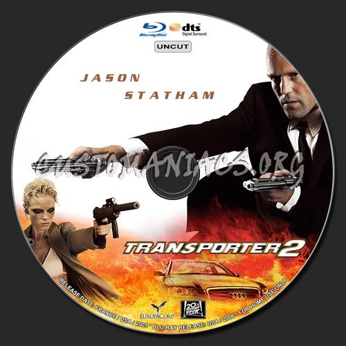 Transporter 2 (DVD 2005) | DVD Empire |Transporter 2 Dvd Cover