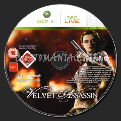 velvet assassin download free