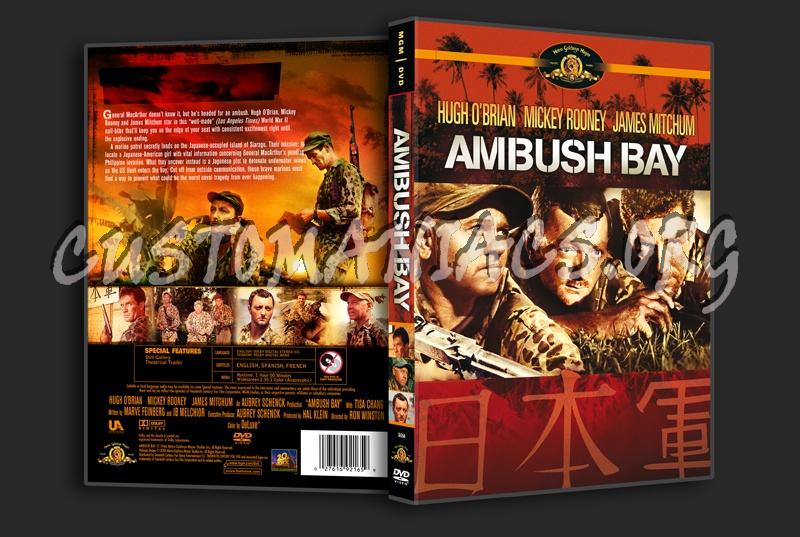 Ambush Bay dvd cover