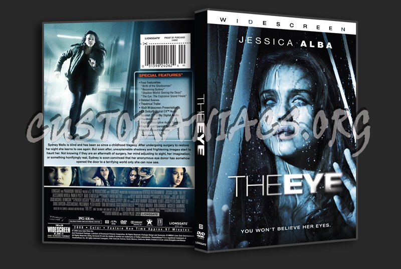 The Eye dvd cover