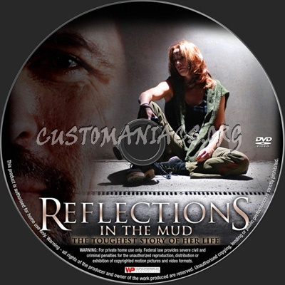 Reflections in the Mud dvd label