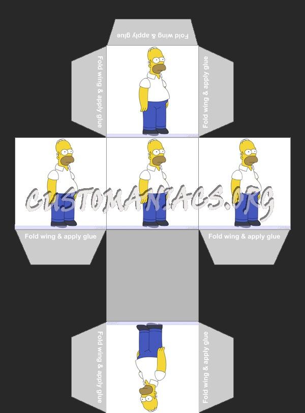 Photo Cubes Photoshop Action