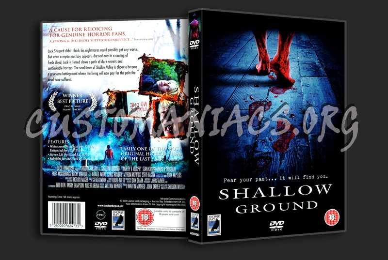 Shallow Ground dvd cover