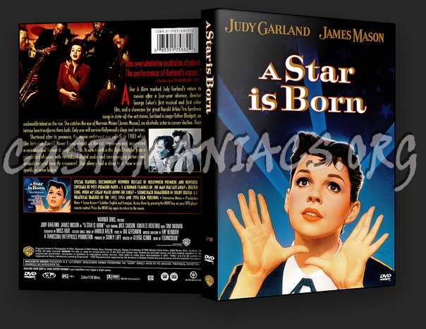 Star is Born, A dvd cover