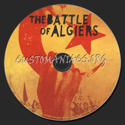 battle of algiers review ★★★★★ 1954, the height of the algerian war while the occupying french forces struggle to maintain control of the capital city, algiers, arab insurgents use guerrilla tactics to try to overthrow the french.