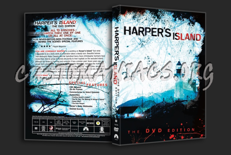 Harper's Island dvd cover