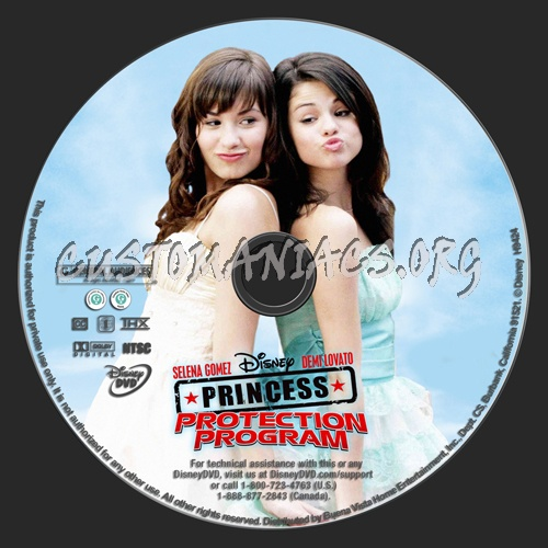 princess protection program dvd label - DVD Covers ...