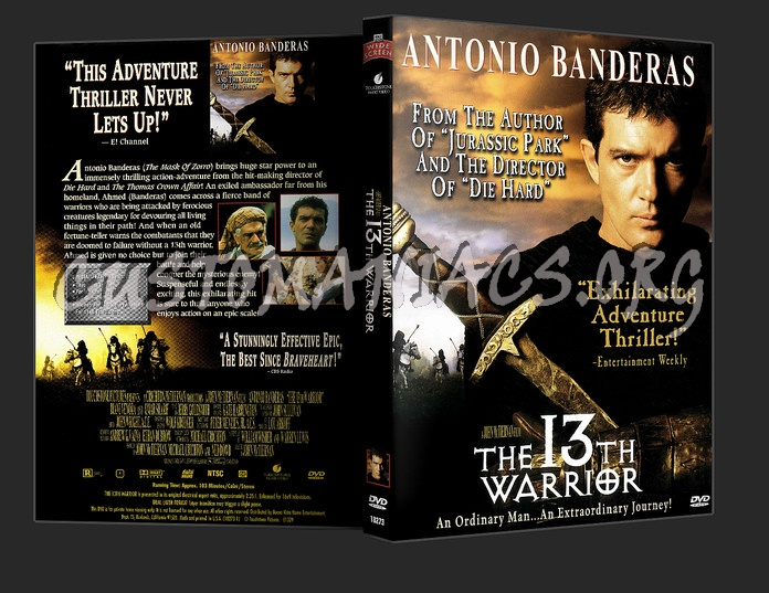 13th Warrior dvd cover