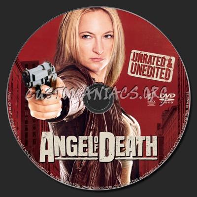 Angel of Death dvd label