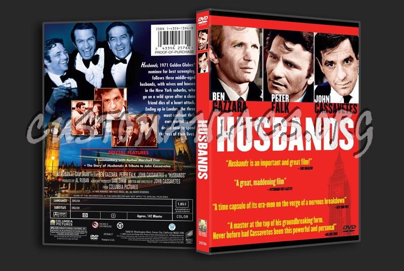 Husbands dvd cover