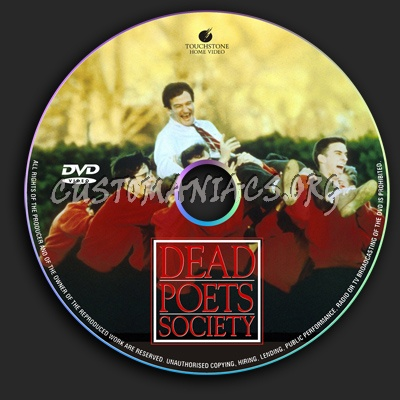 Dead poet's society dvd cover dvd covers & labels by.