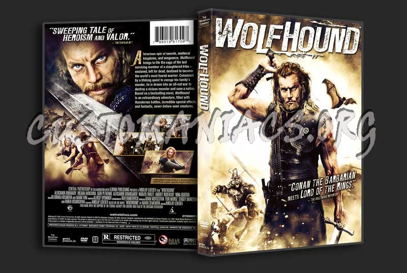 Wolfhound dvd cover