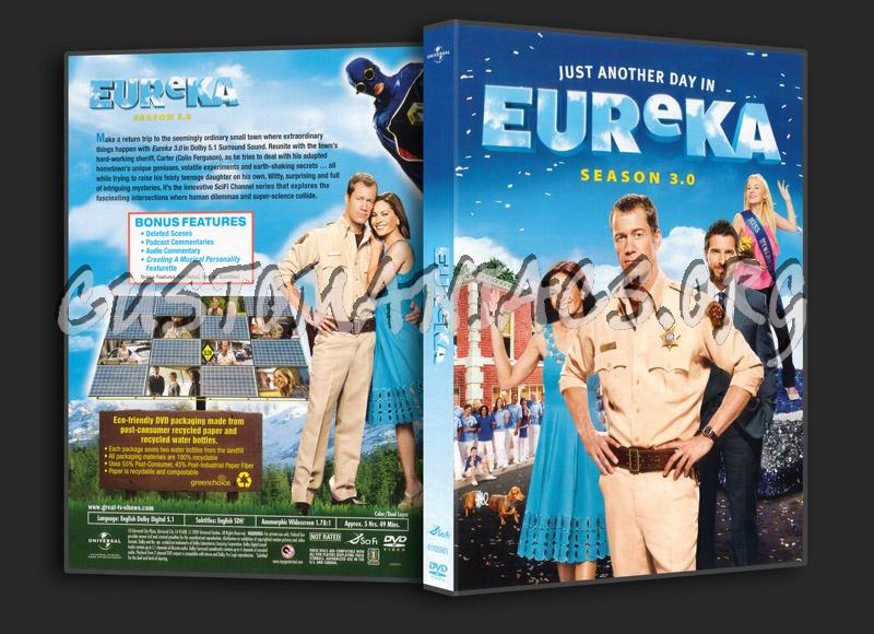 Eureka season 1 torrent.