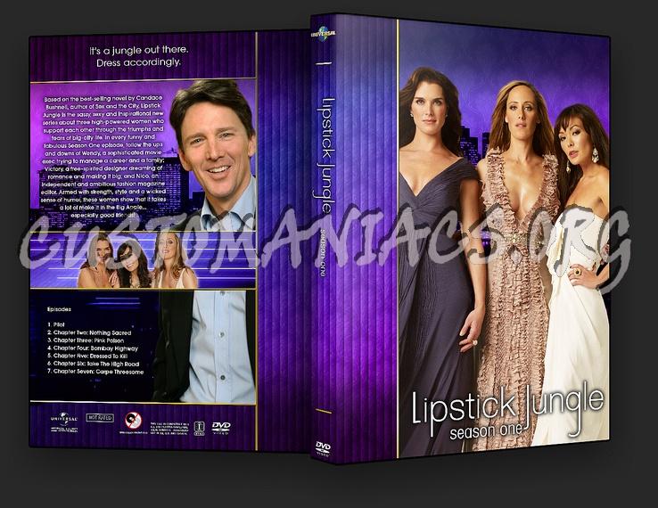 Lipstick Jungle - TV Collection