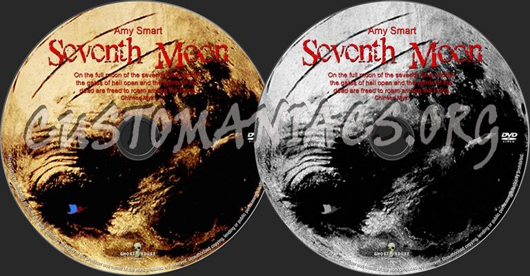 Seventh Moon dvd label