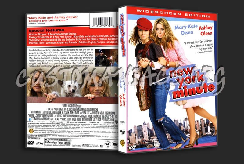 York minute dvd cover share this link new your minute