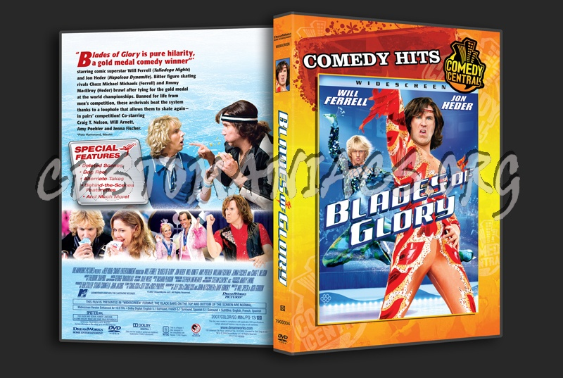 Blades of Glory Dvd Cover Glory Dvd Cover Blades of