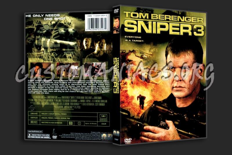 Sniper 3 dvd cover