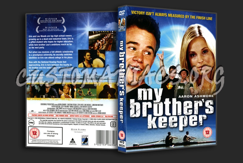 My Brothers Keeper dvd cover