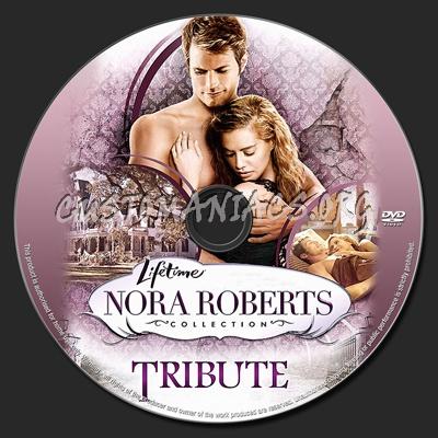 Tribute dvd label