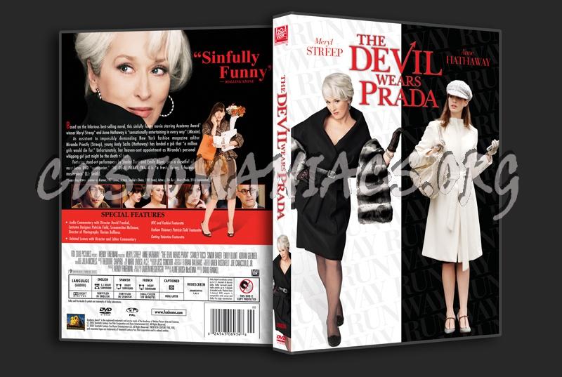 The Devil Wears Prada dvd cover